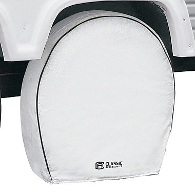 Classic Accessories Deluxe Wheel Cover; 27.25'' H x 27.5'' W x 8.75'' D