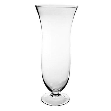 CYSExcel Vase (Set of 4); 20'' H x 8.5'' W x 8.5'' D