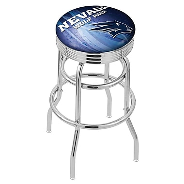 Holland Bar Stool NCAA 30'' Swivel Bar Stool; Nevada