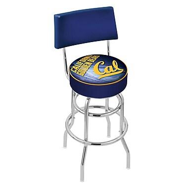 Holland Bar Stool NCAA 30'' Swivel Bar Stool; Cal