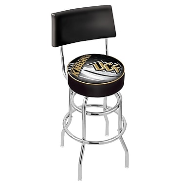 Holland Bar Stool NCAA 25'' Swivel Bar Stool; Central Florida