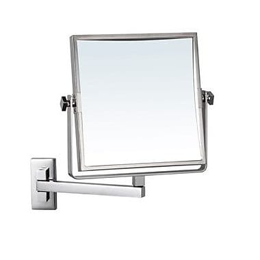 Glimmer by Nameeks Makeup Mirror; Chrome