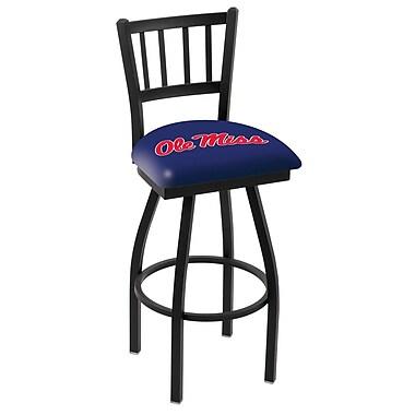 Holland Bar Stool NCAA 36'' Swivel Bar Stool; Ole' Miss