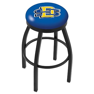Holland Bar Stool NCAA 25'' Swivel Bar Stool; South Dakota State
