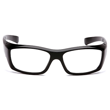 Pyramex Emerge Safety Eyewear Glasses, Clear, Box of 6