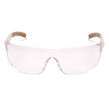 Carhartt – Lunettes de protection Billings, transparent, antibuée, 12/paquet