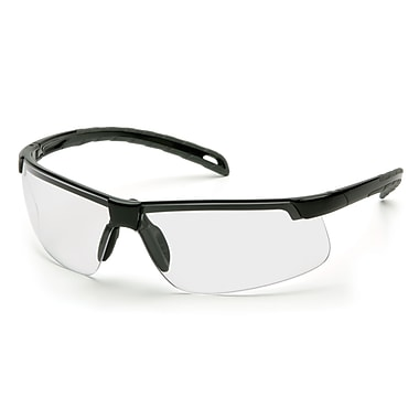 Pyramex Ever-lite Safety Eyewear Glasses, Clear, 12/Pack