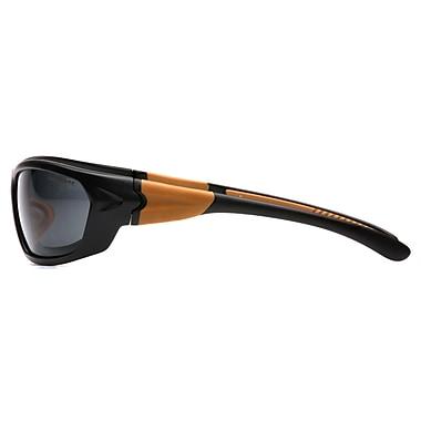 Carhartt Carbondale Safety Eyewear Glasses, Grey Anti-Fog, 6/Pack