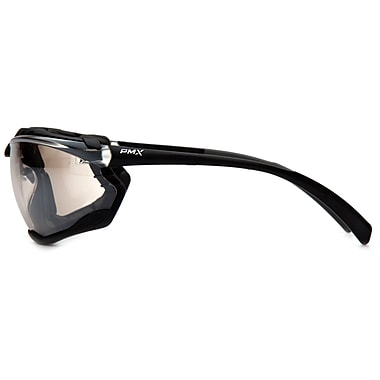 Pyramex Proximity Safety Eyewear Glasses, Mirror Indoor/Outdoor Lens, 12/Pack