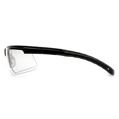 Pyramex – Lunettes de protection Ever-Lite, transparent, technologie H2X antibuée, 12/paquet