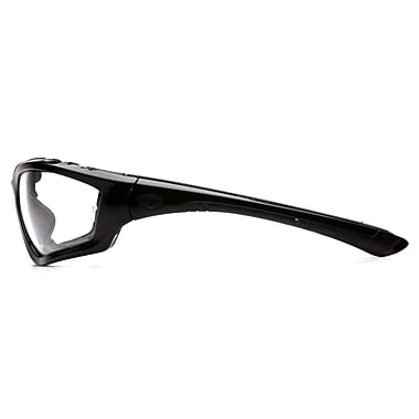 Pyramex Accurist Safety Eyewear Glasses, Clear Anti-Fog, 6/Pack