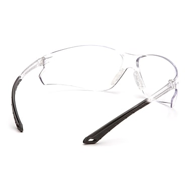 Pyramex Itek Safety Eyewear Glasses, Clear Anti-Fog, 12/Pack