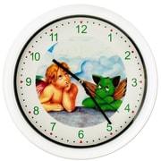 A&J Homes Studio Tamarack 11.25'' Wall Clock