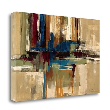 Tangletown Fine Art 'Eucalyptus Bark' Print on Canvas; 26'' H x 39'' W