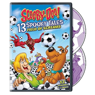 Scooby-doo! Spooky Tales: Field of Screams (DVD)