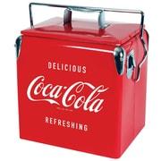 Coffre à glace de collection Coca-Cola, 13 L