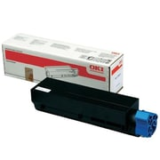 Okidata 45807110 B432dn/B512dn/MB492/562w Series ISO Toner Cartridge, Black