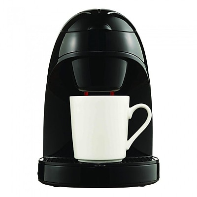 Brentwood Single Cup Coffee Maker; Black WYF078280256152