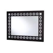 Mariano Metal Decor Wall Mirror