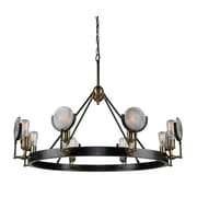 17 Stories Rishi 8-Light Candle-Style Chandelier