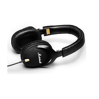 Marshall Monitor Over-Ear Headphones, Black