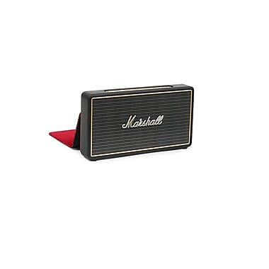 Marshall Stockwell Portable Speaker with Case, Black