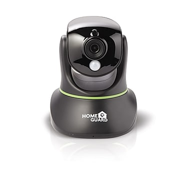 Homeguard Indoor 720p Wireless IP Camera with Remote Control & PIR Motion Sensor (HGWIP720)