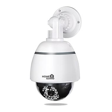 Homeguard – Caméra de surveillance factice en dôme, avec clignotant à DEL (HGDOH6060)