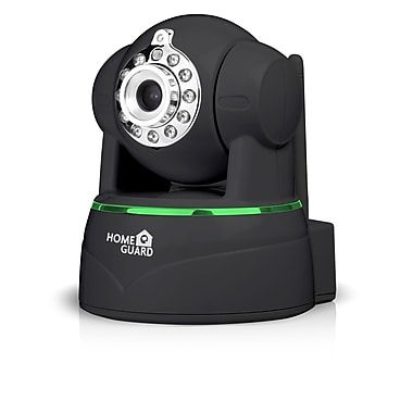 Homeguard – Caméra WiFi 720p, horizontal/vertical (HGWIP710)