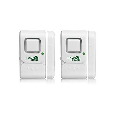 Homeguard Window & Door Magnetic Alarm, Twin Pack (HGWDA512)