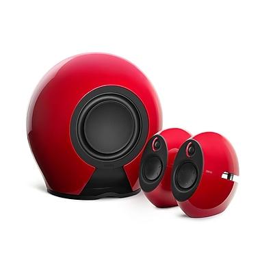 Edifier - Haut-parleur alimenté Luna 2.1 E235, Bluetooth 4.0, rouge