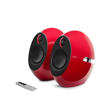 Edifier Luna E25HD-Red 2.0 Bluetooth Speaker, Red