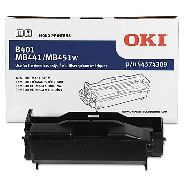Okidata - Tambour d'imagerie MB451w MFP, noir, 25 000 pages (44574309)