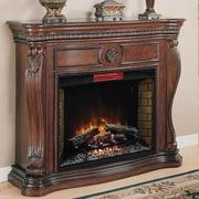 Classic Flame Lexington Infrared Quartz Electric Fireplace