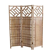 Buyers Choice Phat Tommy 67'' x 56'' 3 Panel Room Divider