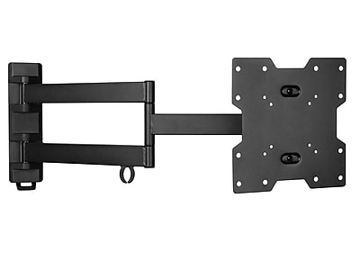 Stable Series Small Full Motion Wall Mount for Small 20 - 42 inch TV's Max 77 lbs UL Certified