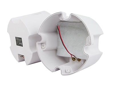 In-Ceiling Back Enclosure (Pair) for PID 4103, 6 1/2