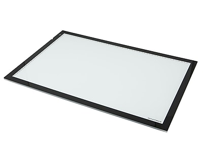 Ultra-thin Light Box for Artists, Designers and Photographers - Large 24.5-inch (22.4 x 14.6 x 0.3 inch)