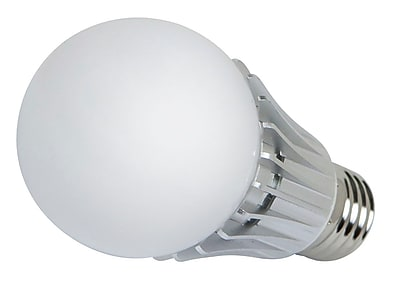 270 degrees 6-Watt (35W Equivalent) A 19 LED Bulb, 450 Lumens, Warm/ Soft (2900K) - Non-Dimmable