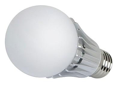 270 degrees 8-Watt (40W Equivalent) A 19 LED Bulb, 630 Lumens, Neutral/ Bright (4000K) - Non-Dimmable