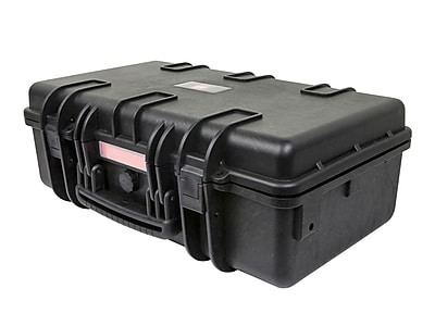 Weatherproof Hard Case with Customizable Foam, 22