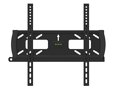 Fixed TV Wall Mount Bracket with Anti-Theft Feature, UL Certified (Max 99 lbs, 32-55 inch) NO LOGO