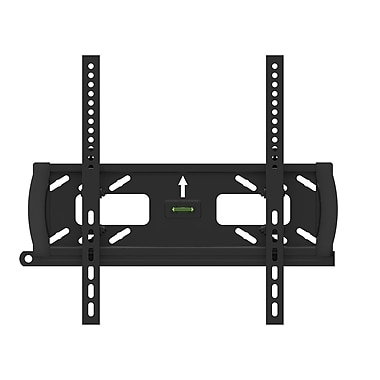 Tilt TV Wall Mount Bracket with Anti-Theft Feature, UL Certified (Max 99 lbs, 32-55 inch) NO LOGO