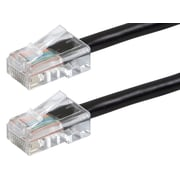 ZEROboot Series Cat6 24AWG UTP Ethernet Network Patch Cable, 10ft Black