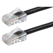 ZEROboot Series Cat6 24AWG UTP Ethernet Network Patch Cable, 20ft Black
