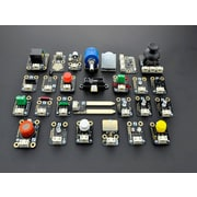 27-piece Sensor Set, Supports Arduino, Raspberry Pi, Edison, & Galileo