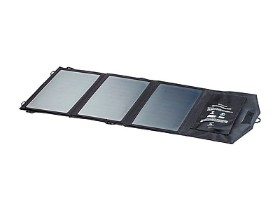Pure Outdoor 15W, 5V Portable Solar Charger