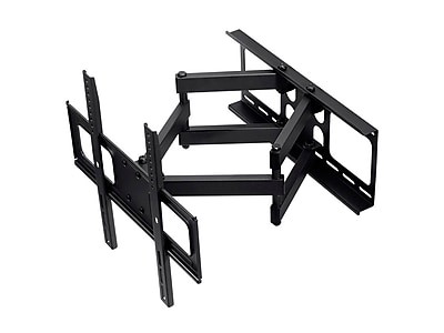 Select Series Full Motion Wall Mount for Large 24 - 70 inch TVs 77 lbs