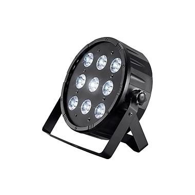 Stage Right 10-watt x 9 LED Flat PAR Stage Light (RGBW)