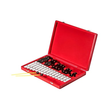 25-Key Xylophone with Carry Box For Kids